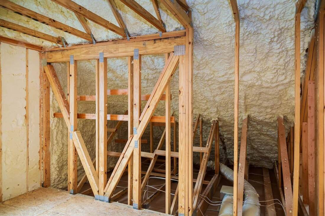 Costs Spray Foam Insulation Las Vegas