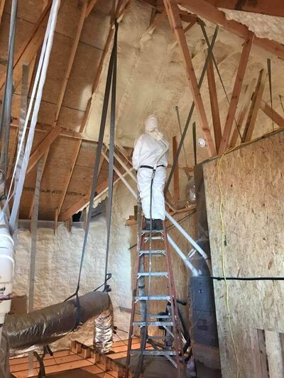 Installer Spray Foam Insulation Las Vegas