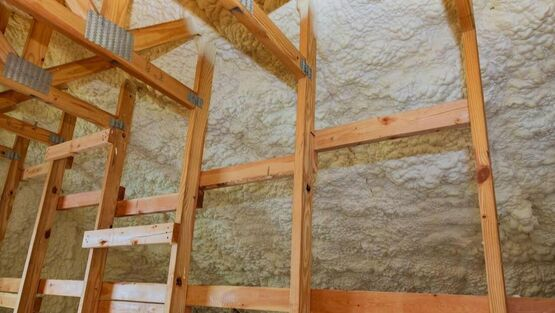 Open-cell Spray Foam Insulation Las Vegas