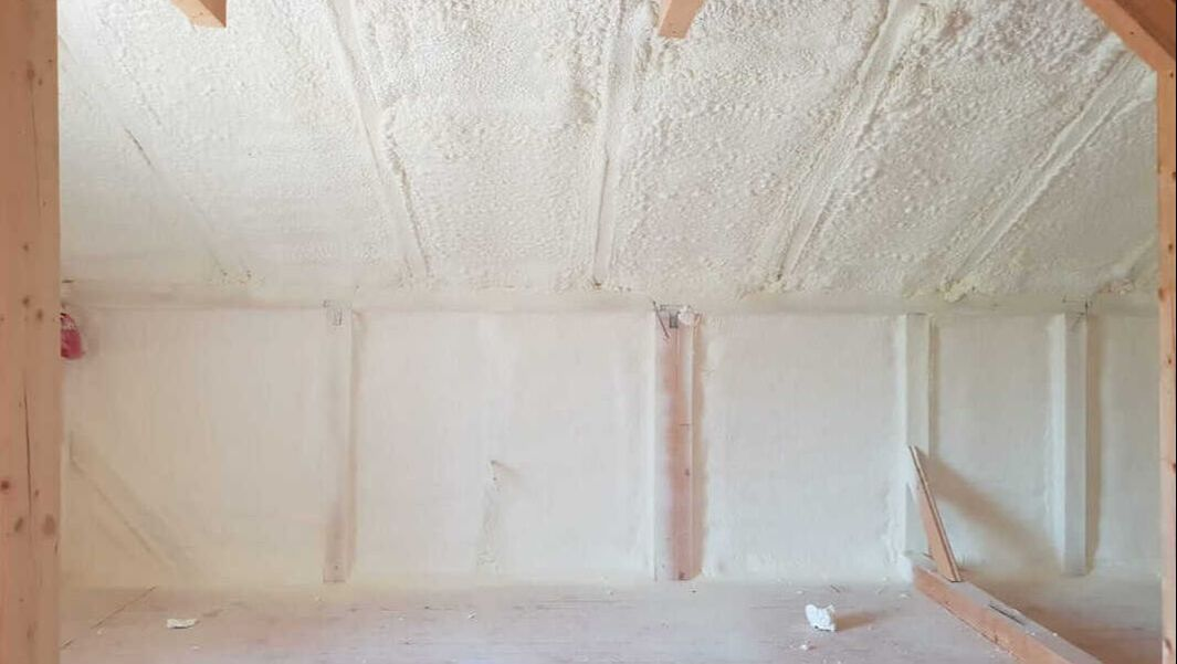 Residential Closed-cell Spray Foam Insulation Las Vegas