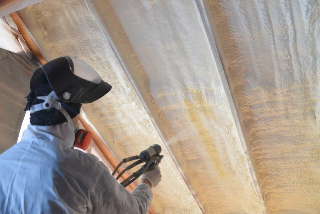 Installers Spray Foam Insulation Las Vegas