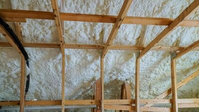 Roofs Spray Foam Insulation Las Vegas